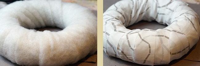 winterdeko mit einem hauch fr hling mit liebe gemacht. Black Bedroom Furniture Sets. Home Design Ideas