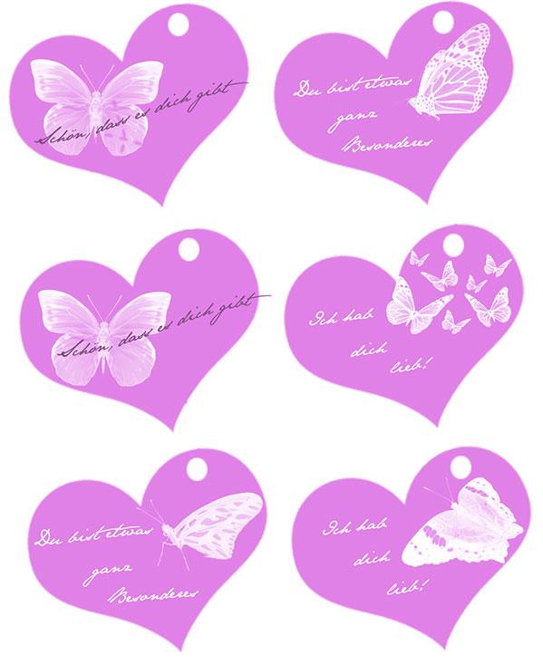 Valentinstag Anhänger