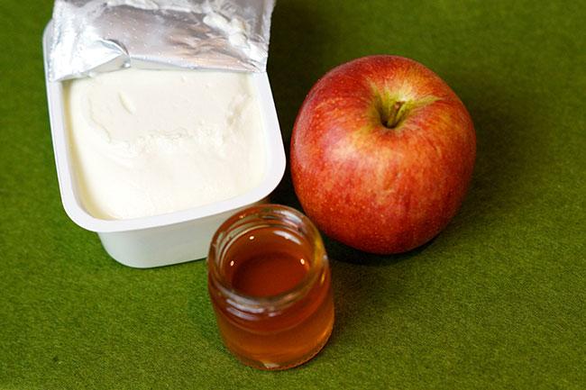 Zutaten Gesichtsmaske - natürliche Zutaten für selbstgemachte Naturkosmetik