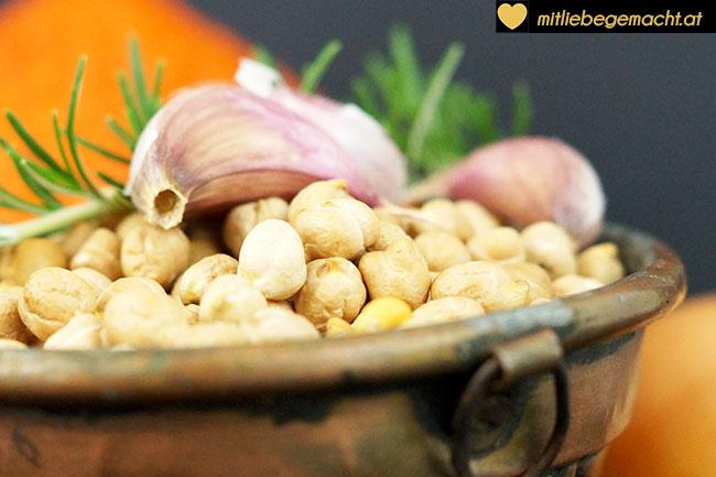 Kichererbsen sind wertvolle Hülsenfrüchte