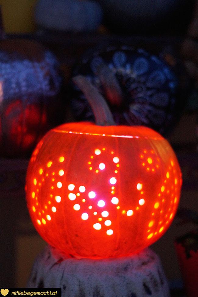 LED Kürbisbeleuchtung
