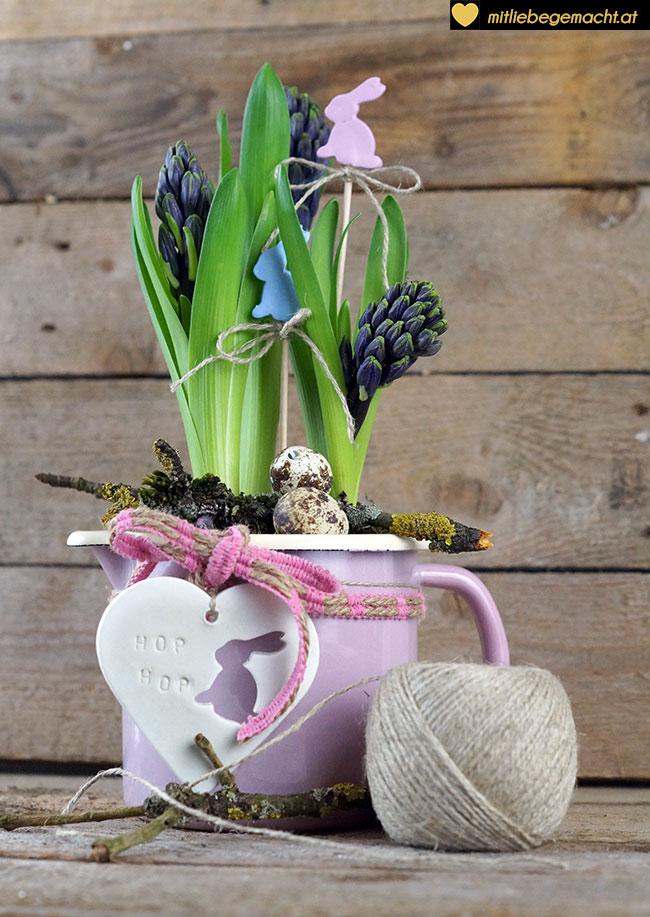 pastell meets osterdeko aus ton mit liebe gemacht mit liebe gemacht. Black Bedroom Furniture Sets. Home Design Ideas