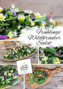 feiner Wildkräutersalat