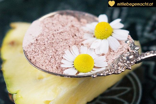rosa Heilerde - Naturkosmetik selbstgemacht