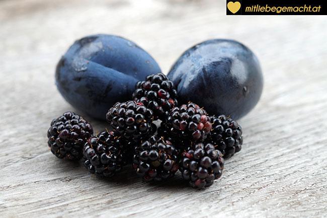 Zutaten Fruchtleder