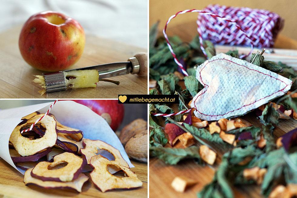 Apfelliebe - Leckeres aus der gesunden Frucht