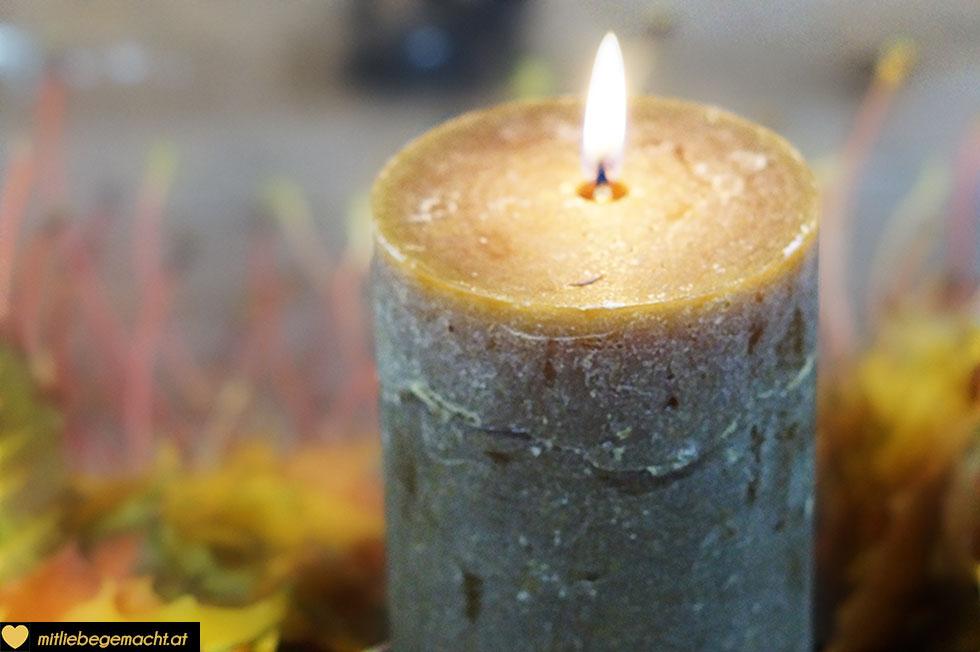 Kerzen werden zu Mariä Lichtmess geweiht - Mit Liebe gemacht