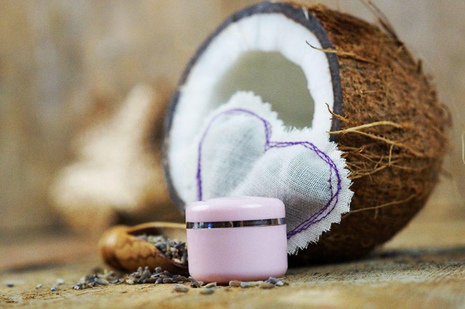 Lavendelmazerat und Lavendelkissen selber machen