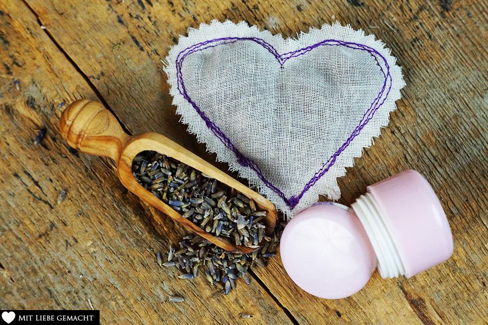 Treue Reisebegleiter - Lavendelmazerat und Lavendelkissen