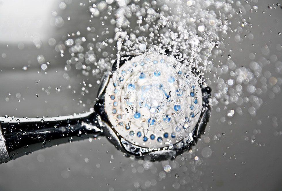 Wechselduschen regen den Kreislauf an