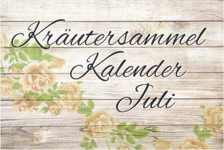 Kräutersammelkalender Juli_header
