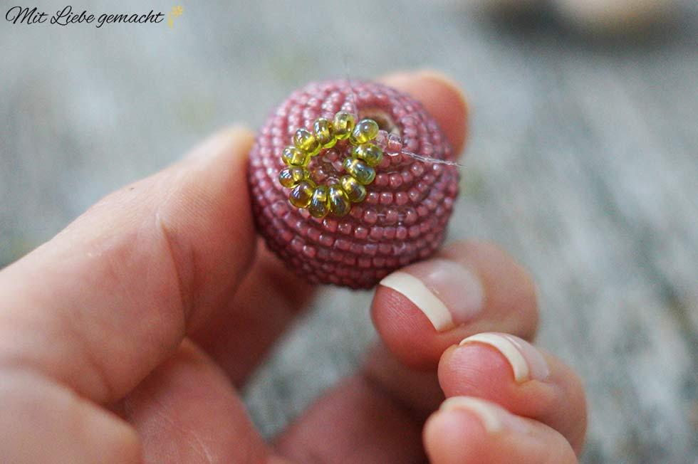 Perlenblatt