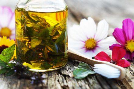 Ölziehen und Immunsystem stärken