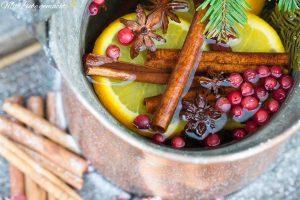 heisses Potpourri für die perfekte Weihnachtsstimmung