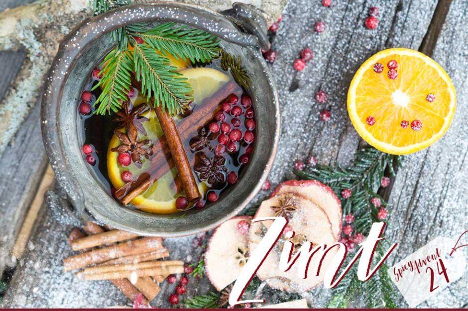 Heißes Potpourri mit Zimt für die perfekte Weihnachtsstimmung ...