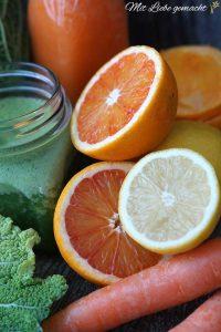 Früchte & Gemüse für eine strahlende Haut von innen