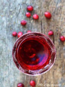Cranberry Saft