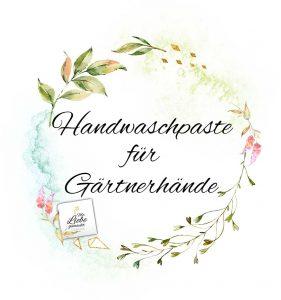 Handwaschpaste - Etikette