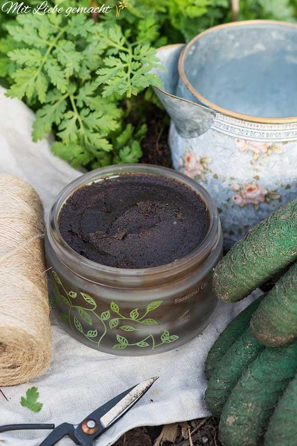 Für saubere Hände nach der Gartenarbeit