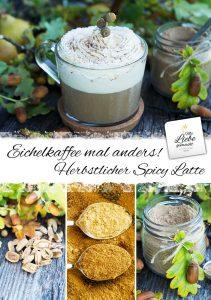 Eichelkaffee selber machen - gesunder Herbstgenuss