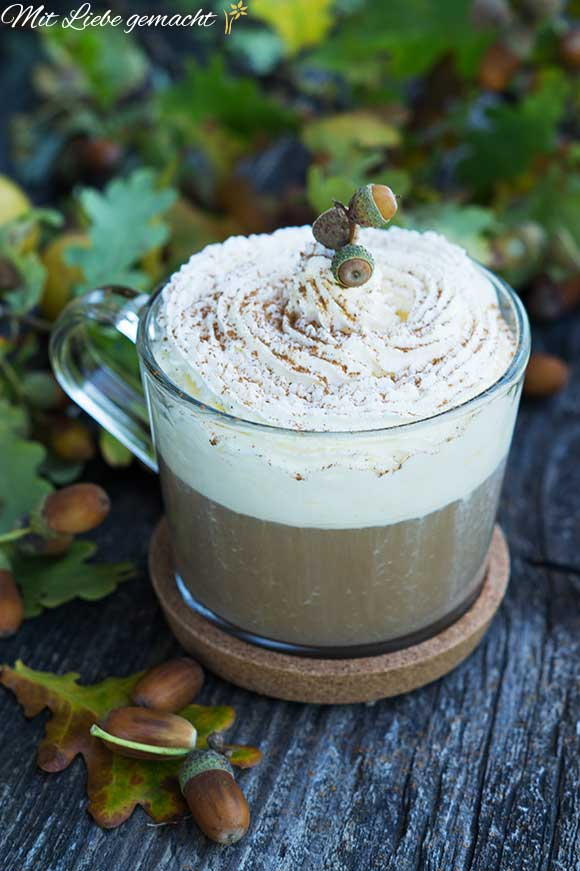 so schmeckt der Herbst - Eichelkaffee