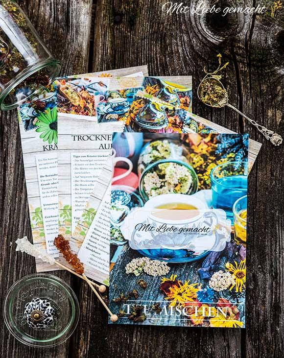 Kräutertees mischen - gratis eBook