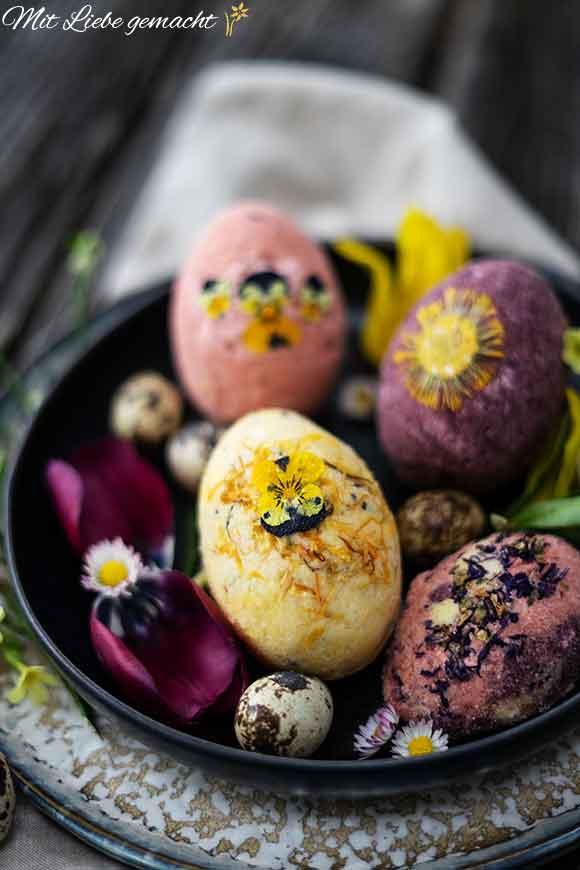 Ostern mit feinem Badekonfekt