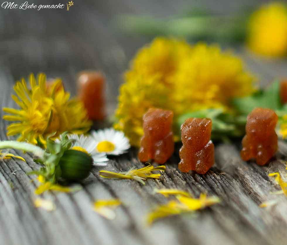 Löwenzahn Bonbons