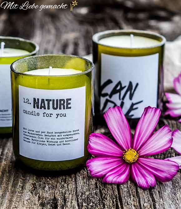 Kerzenliebe und feiner Duft
