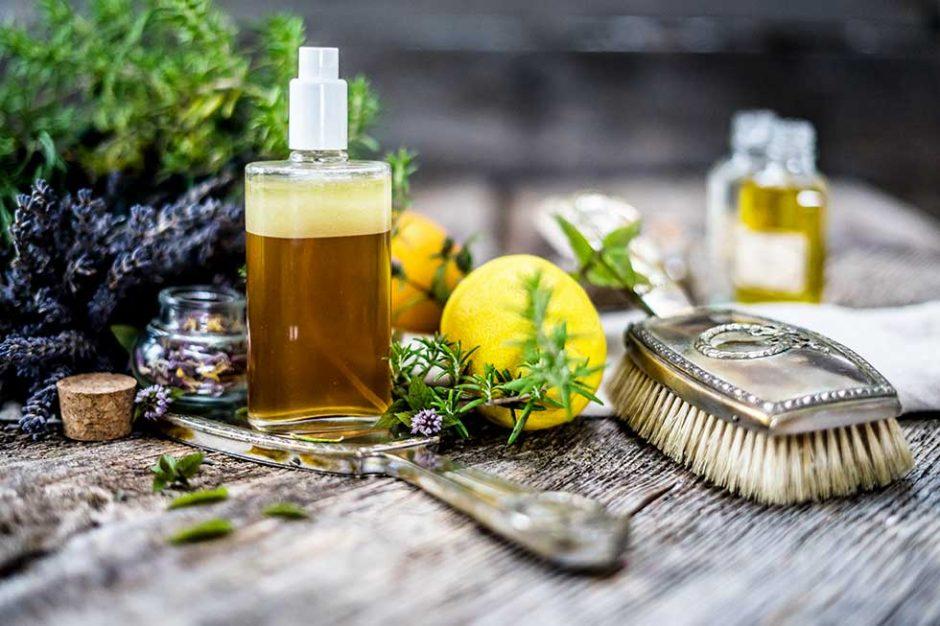 Ungarisch Wasser - das alte Schönheitsmittel