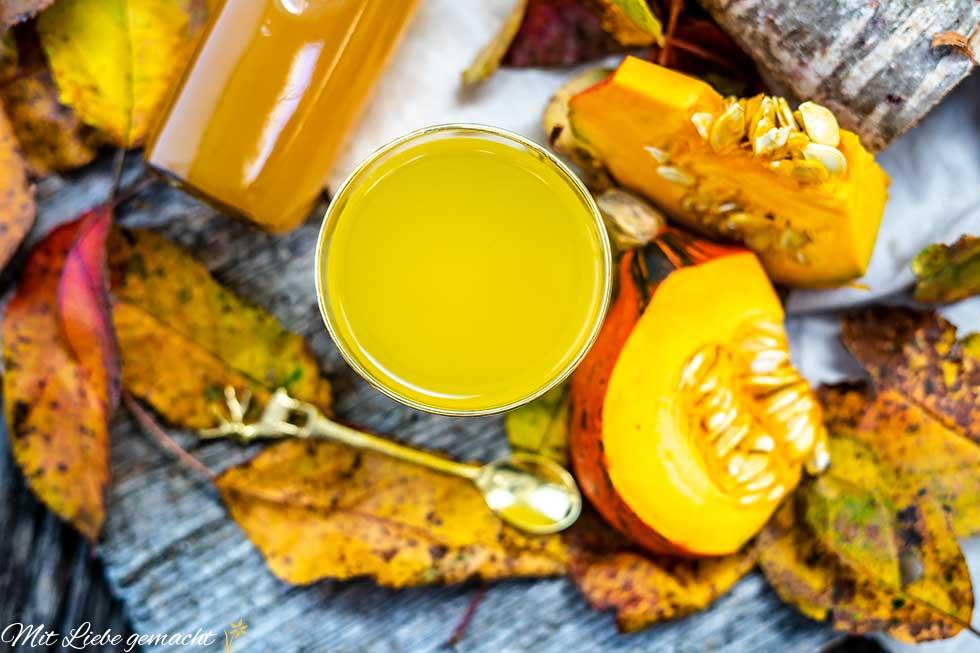 so schmeckt der Herbst - Kürbiszeit