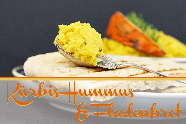 Kürbis Hummus Header