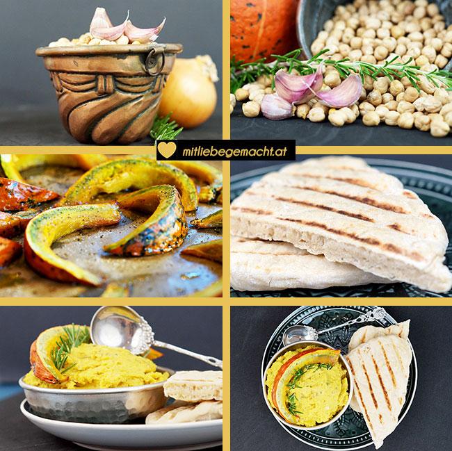 Kürbis Hummus Zusammenfassung