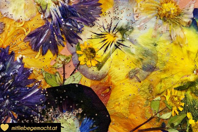 Detail Blumen