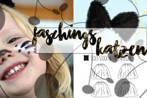 Katzenkostüm für Kinder nähen