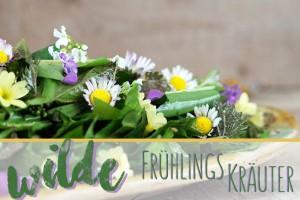 Frühlingskräutersalat, Wildkräutersalat