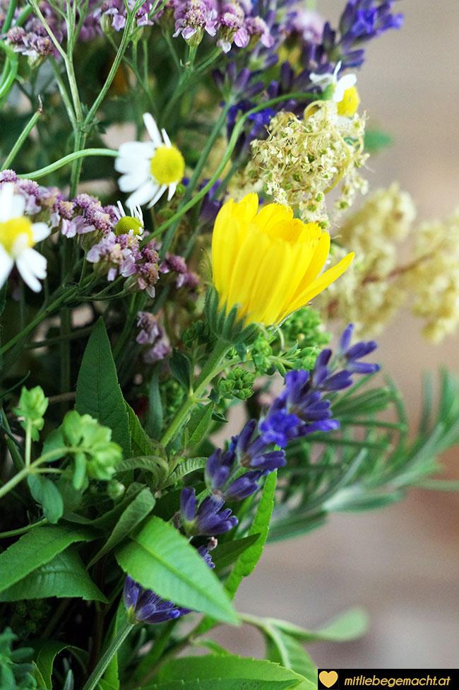 Kräuterbuschen und seine Tradition