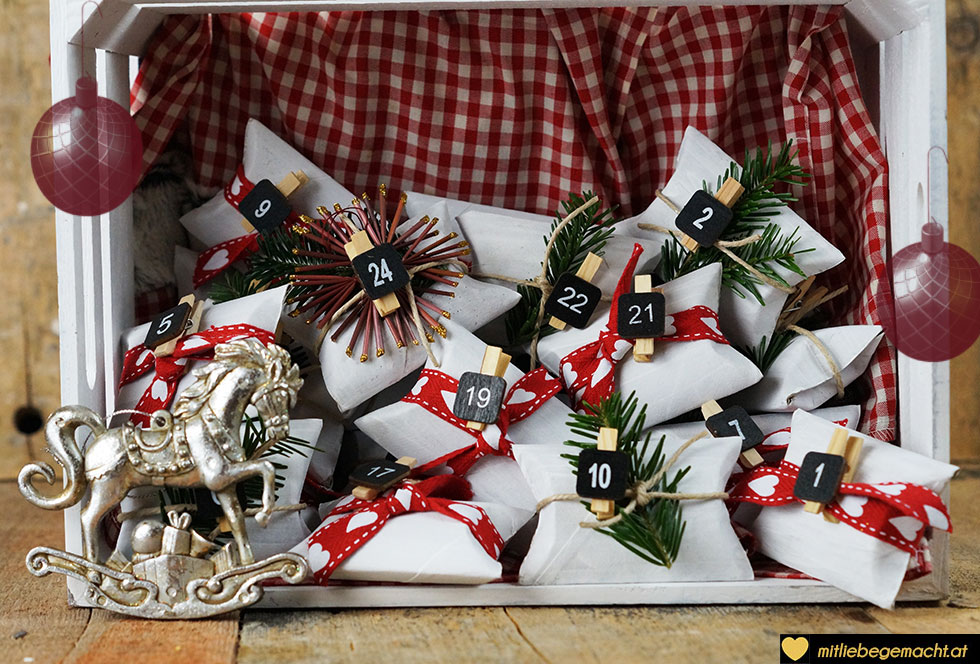 Upcycling Adventskalender