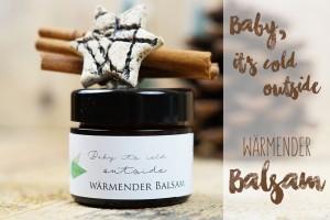 Wärmender Balsam
