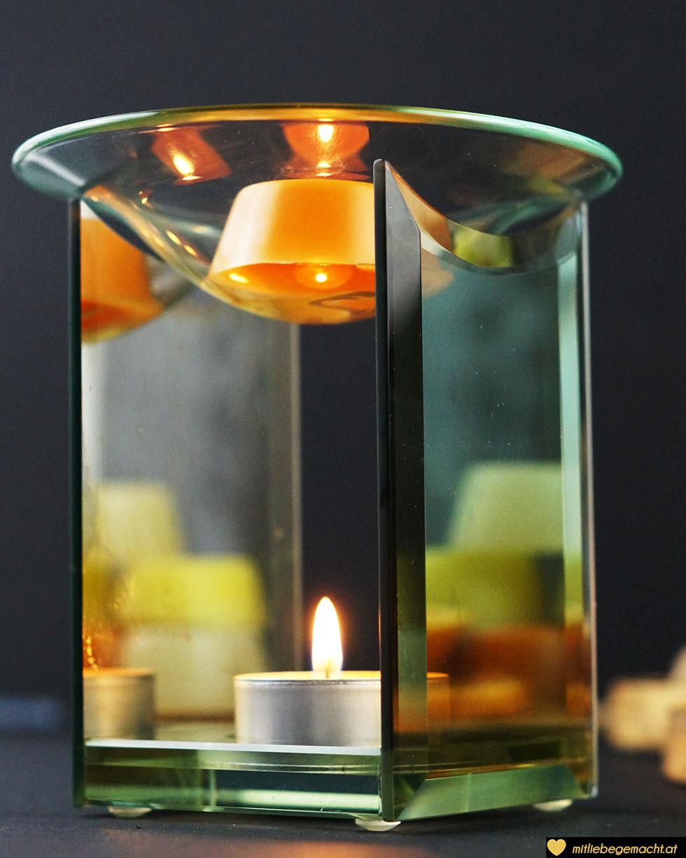 Aromamelts aus Kerzenresten machen