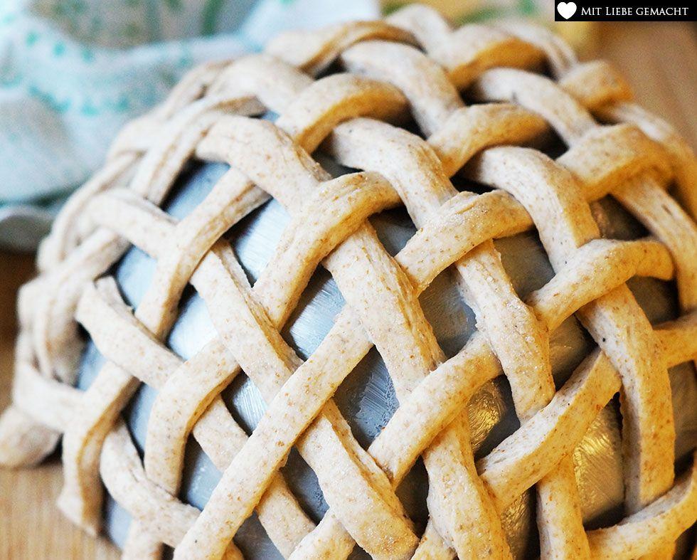 Brotkörbchen fast fertig