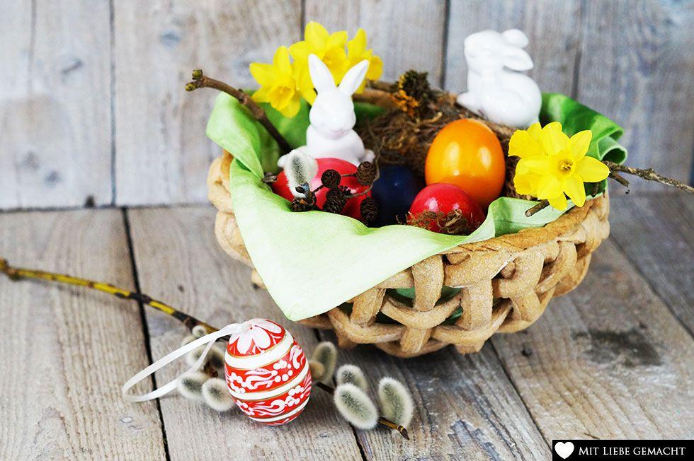 Brotkörbchen-für-Ostern