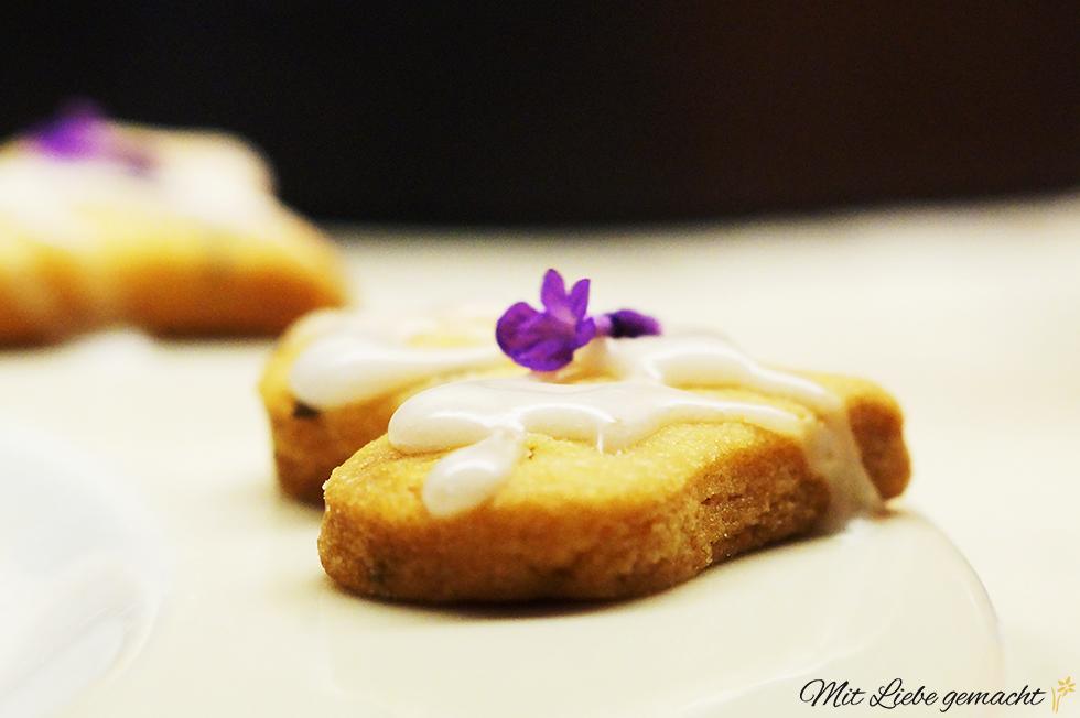 Lavendelkekse - einfach herrlich