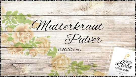 Mutterkraut_Pulver_label