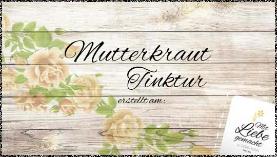 Mutterkraut_Tinktur_label