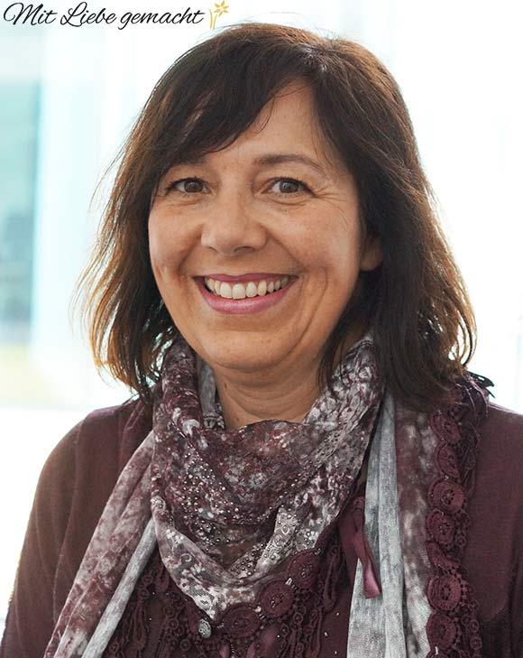 Karin - meine Arbeitskollegin