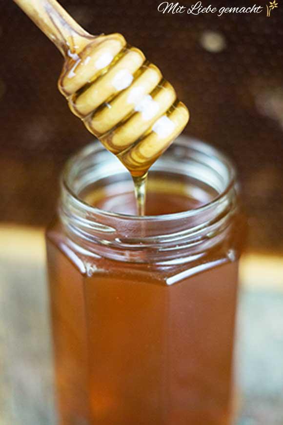 wertvoller Honig