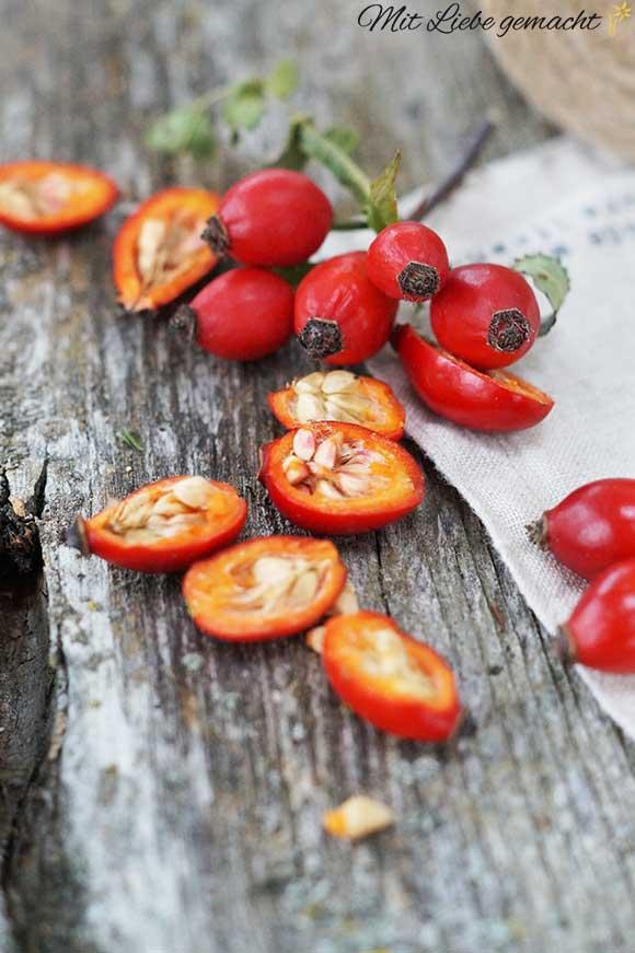 Vitamin C kombiniert mit anderen Kräutern