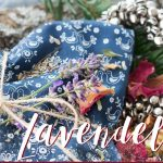 entspannende Kräuterkissen mit Lavendel