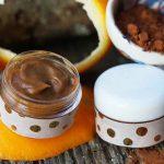 Kakao Orangen Lippenbutter